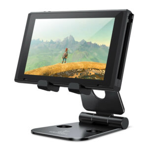 Nintendo Switch Tablet Stand T black-1