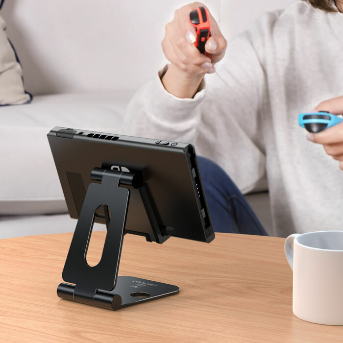 Nintendo Switch Tablet Stand T black-2