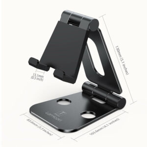Nintendo Switch Tablet Stand T black-5