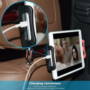 Car Headrest Mount P