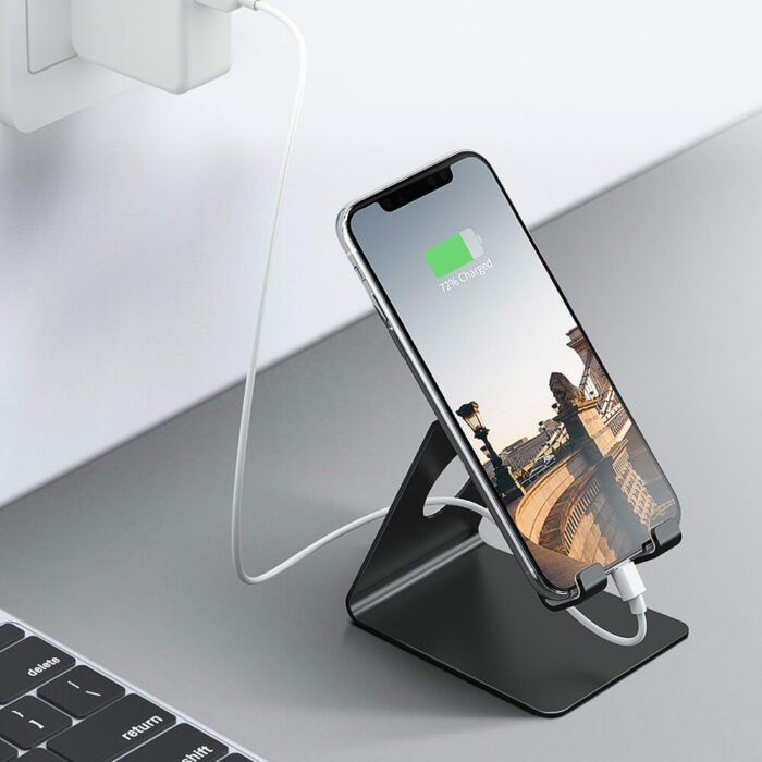 cell phone stand s1 black-3