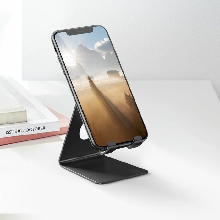 cell phone stand s1 black-7