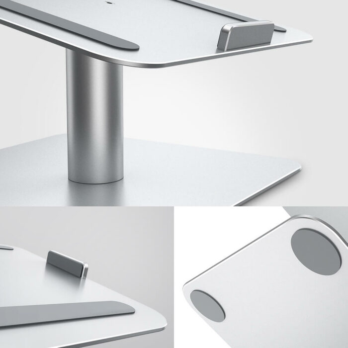 notebook stand L silver-6