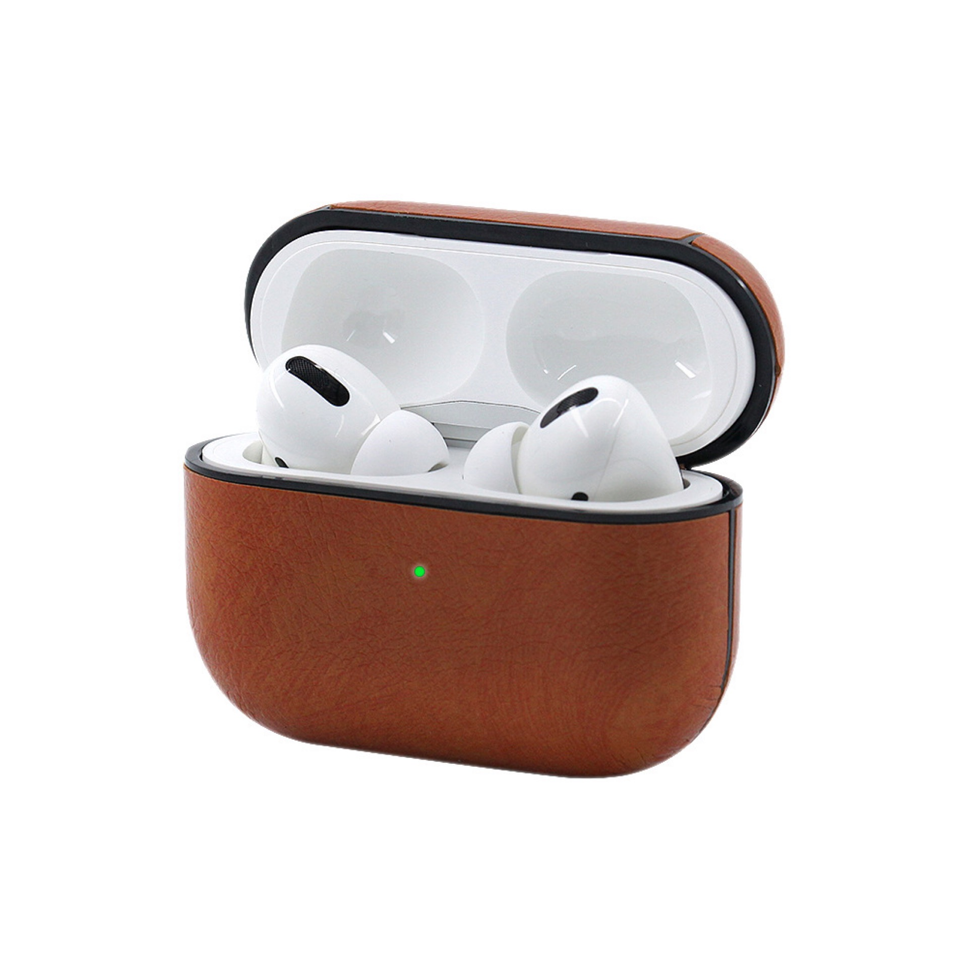 Puffycute leather airpods pro case 6