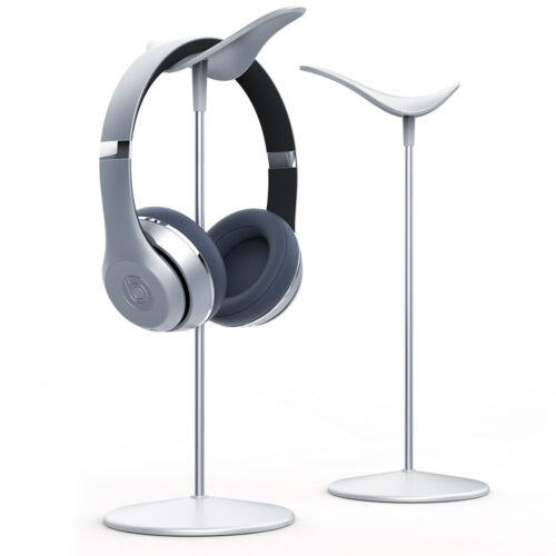 headset stand white H1-1