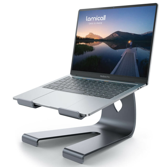 lamicall laptop Stand LN01 gray-1