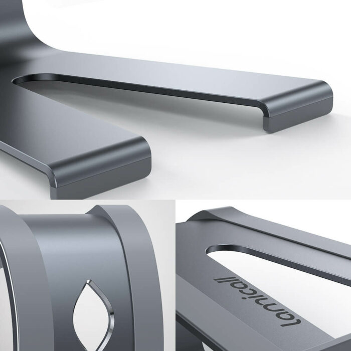 lamicall laptop Stand LN01 gray-6