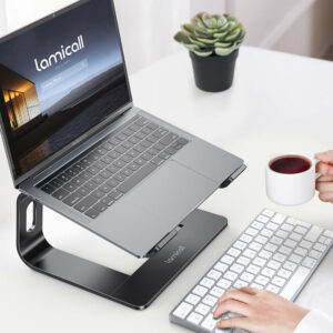 lamicall laptop stand LN08 black-2