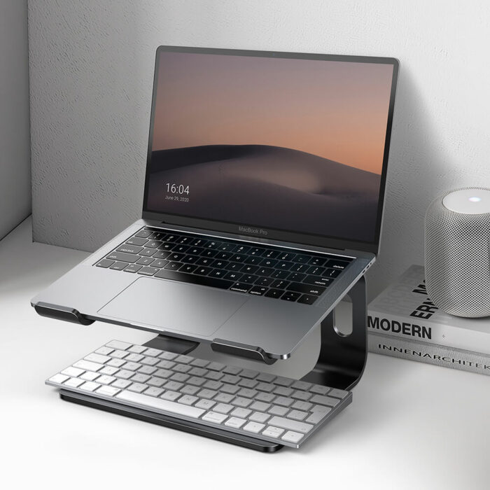 lamicall laptop stand LN08 black-3