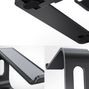 lamicall laptop stand LN08 black-6