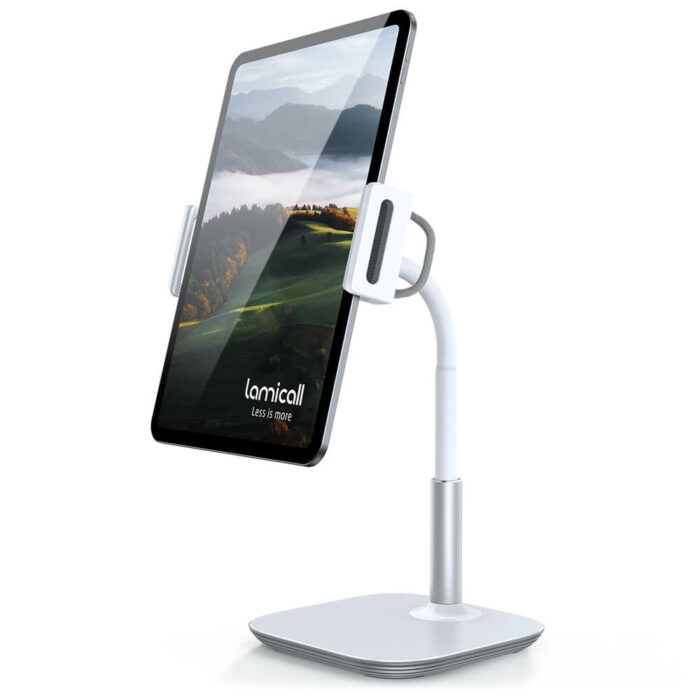 lamicall tablet stand DT01 white-1