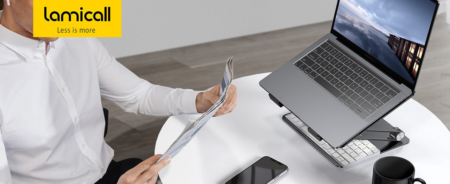 portable laptop stand ln09 banner