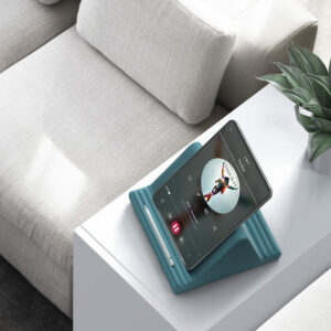 tablet pillow stand pl01 blackish green-4