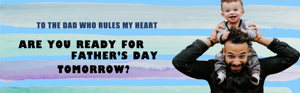 father day banner