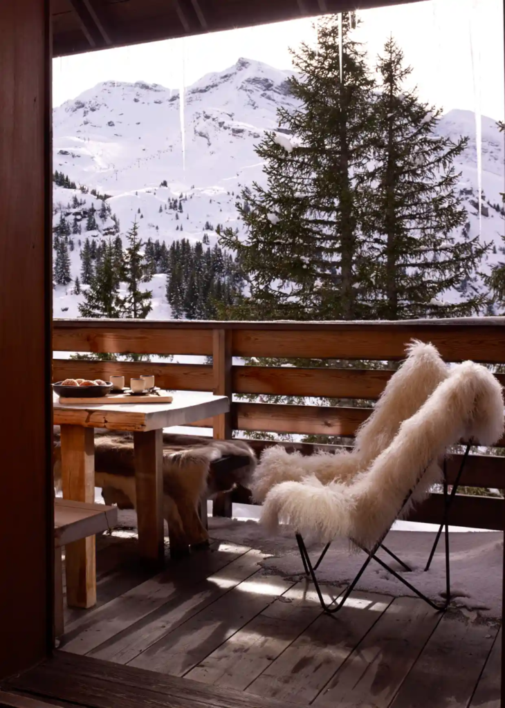 Cabin fever an Alpine home thats the ultimate winter hideout
