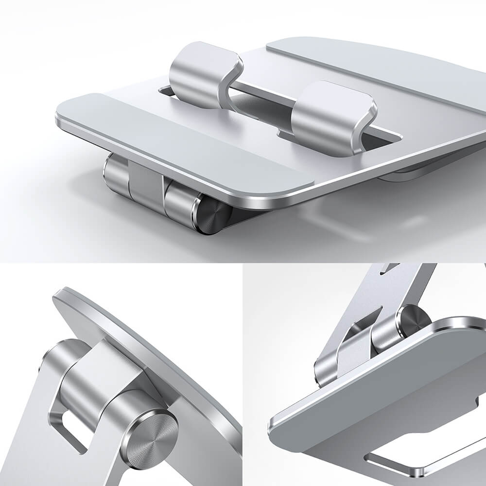 lamicall foldable tablet stand DT05 silver-6