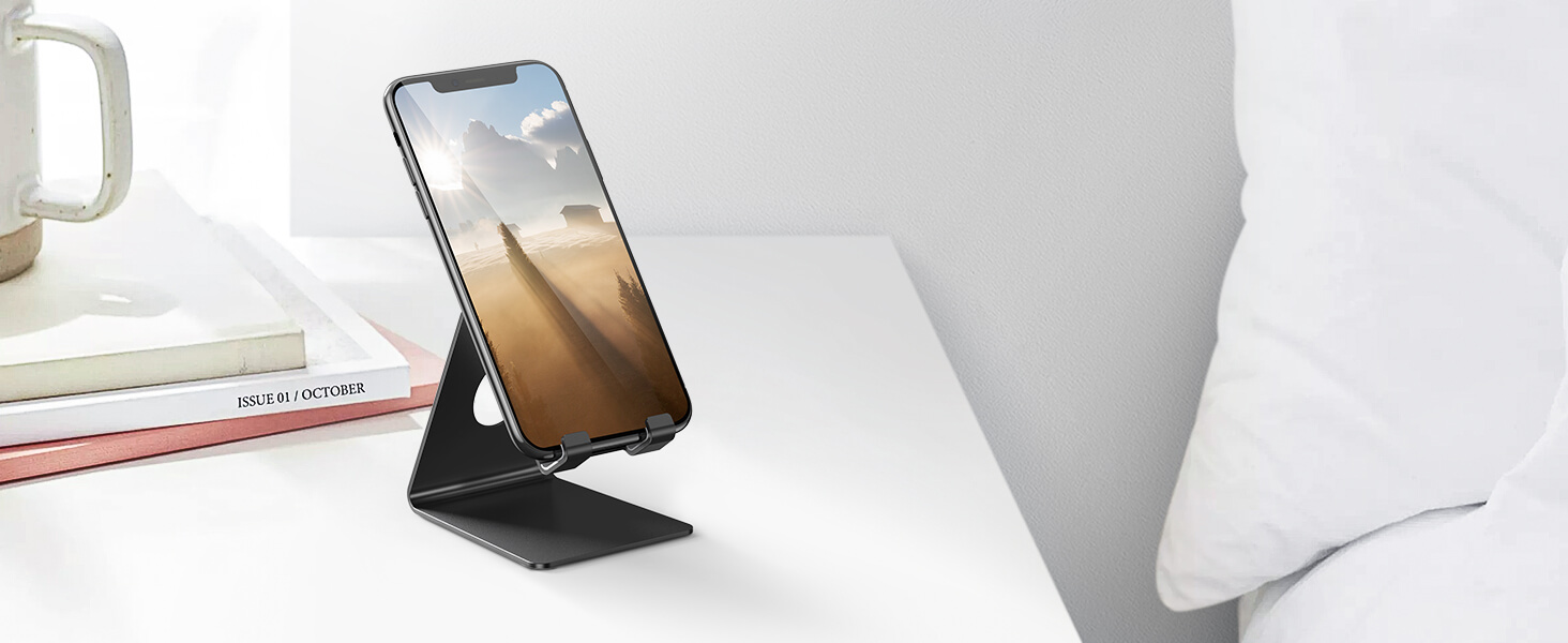 cell phone stand for desk s1
