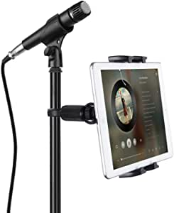 Tablet Mic Stand Mount