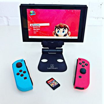 Lamicall with Nintendo